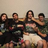 2013 - Gravação do álbum DEMISE OF LIFE